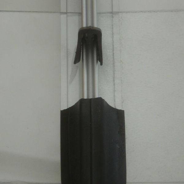 Rubber tuinkas