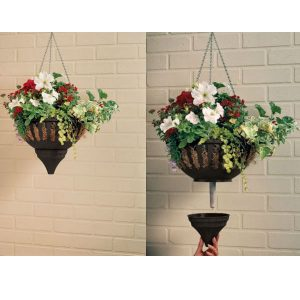 watergeefsysteem hanging basket