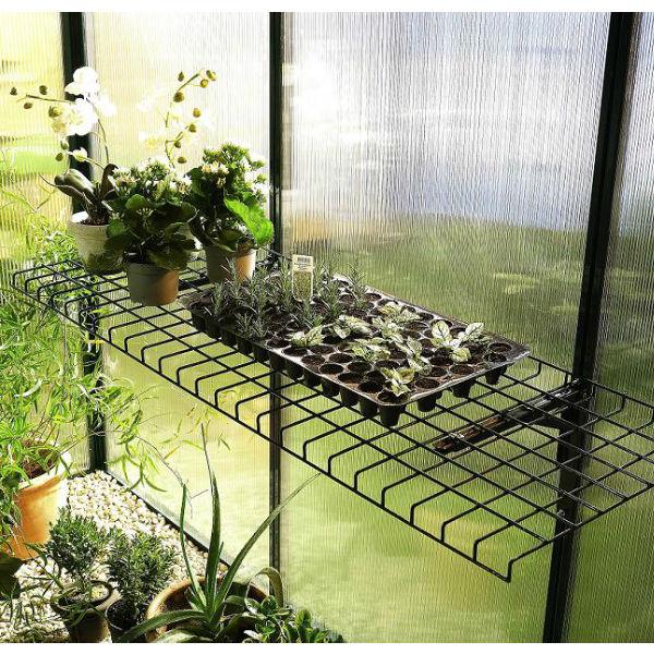 opklap tafel voor tuinkas