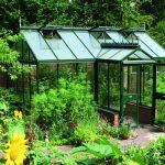 geïsoleerde orangerie