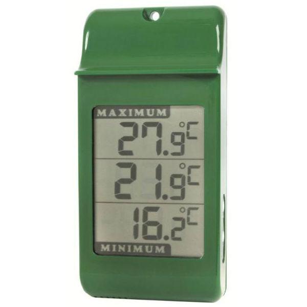 Digitale min-max thermometer
