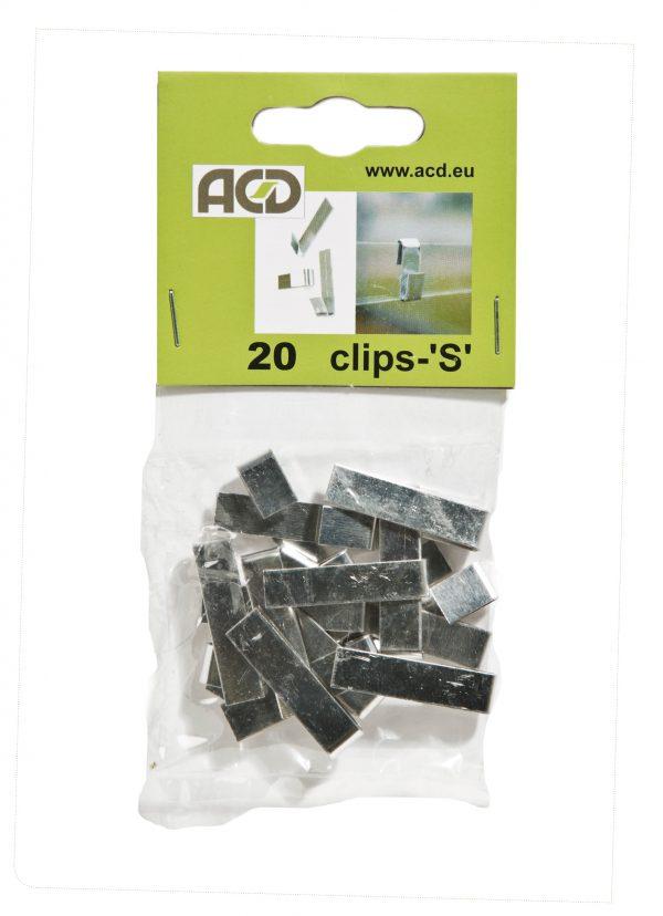 S-clip 3 mm