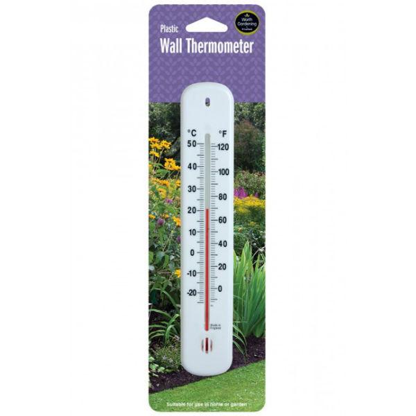 Thermometer tuinkas