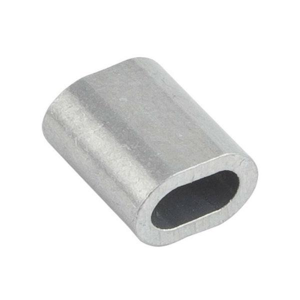 aluminium persklem