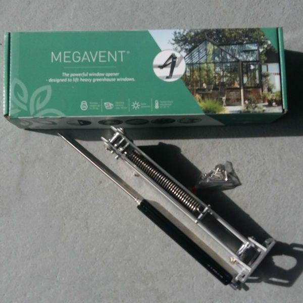 Automatische raamopener Megavent 2