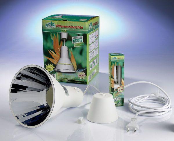 Groeilamp L15 BioGreen