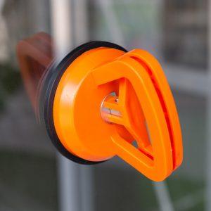 Powerful vacuum cup