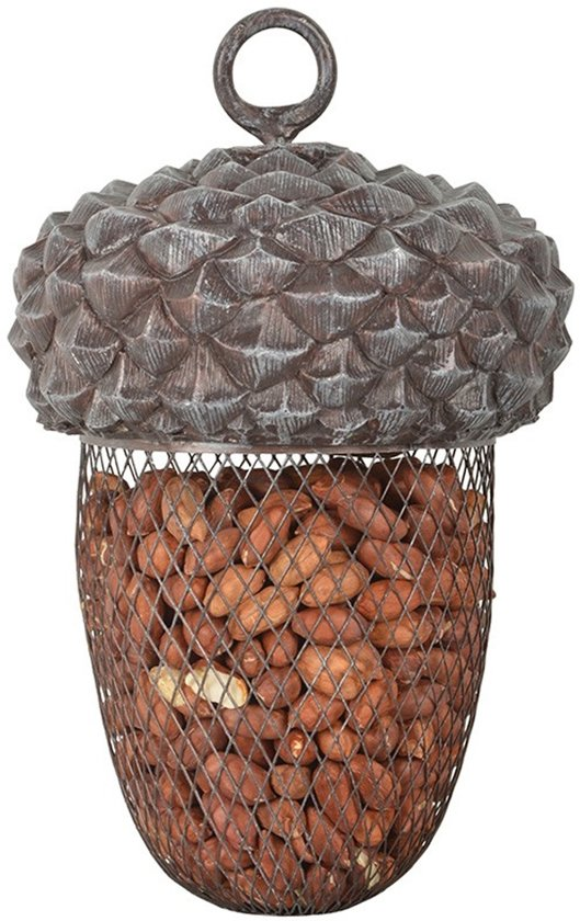vogelvoeder silo eikel